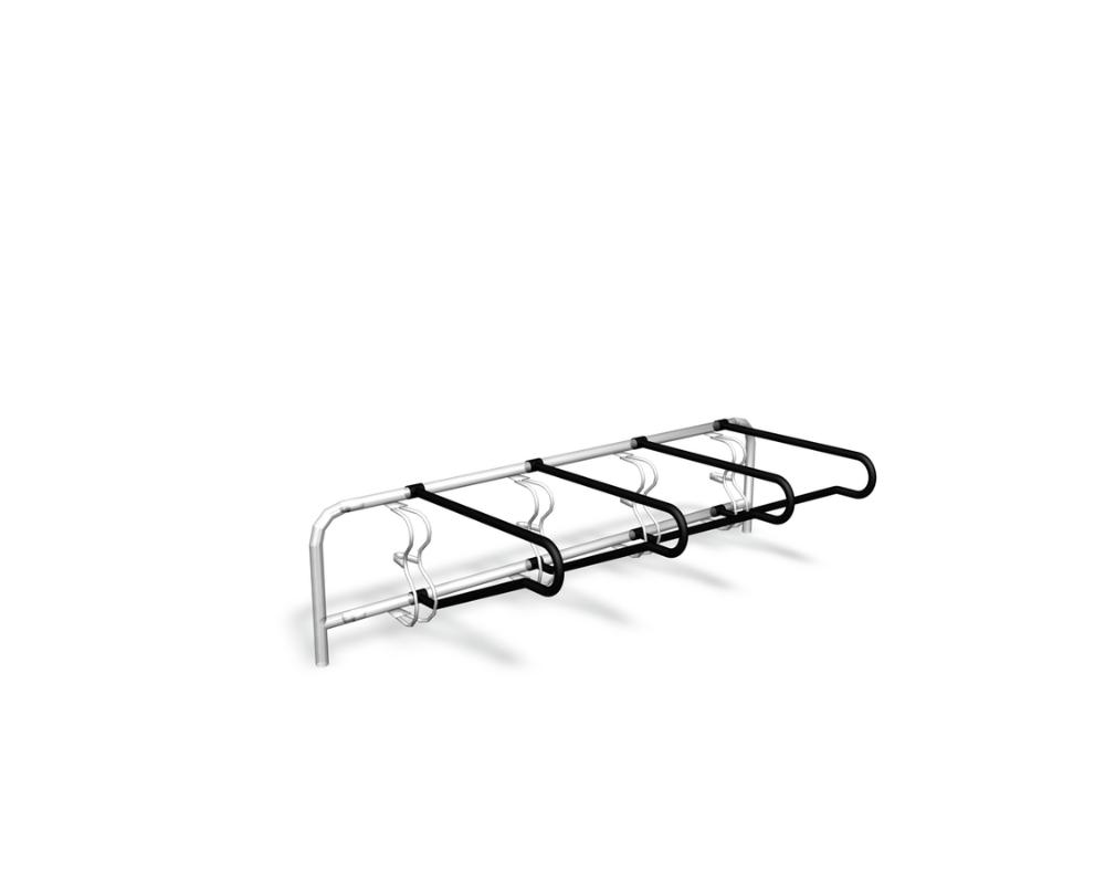 FRAME MOUNT FOR URBAN CYCLE RACK