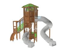 PLAY TOWERS & TUBE