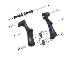 010500SP FRAME PACKAGE SPARE PART
